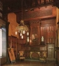 Palatul Guell interior