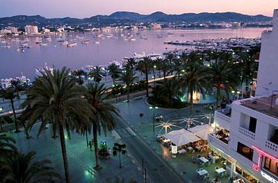 Harta Ibiza