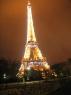 Turnul Eiffel noaptea