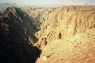 Peisaj tipic din Afganistan