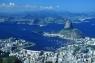 Rio de Janeiro - Capatana de zahar -- Corcovado
