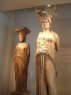 Cariatida din muzeul Acropo