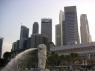 Merlion - simbolul turistic al insulei Singapore