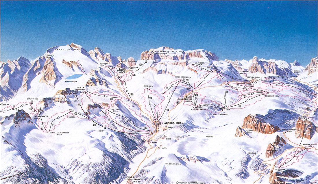 Partii De Ski Si Oferte La Ski Arabba