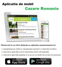 foto Aplicatia de mobil Cazare Romania