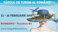 foto TARGUL de TURISM al ROMANIEI!  22-25 februarie, la Romexpo