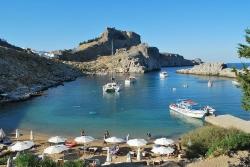 foto Insula Rhodos, Grecia