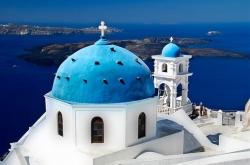 foto Insula Santorini, Grecia