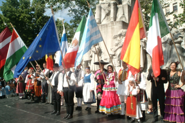 foto Carnavalul Dunarii