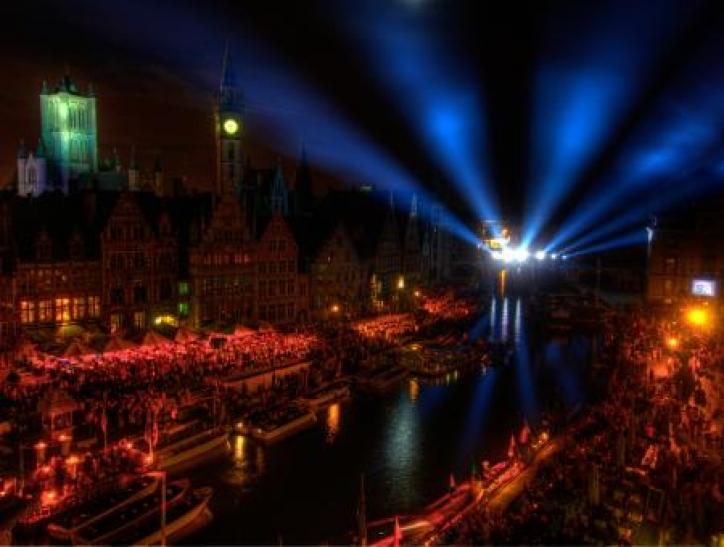 foto Festivalul van Vlaanderen