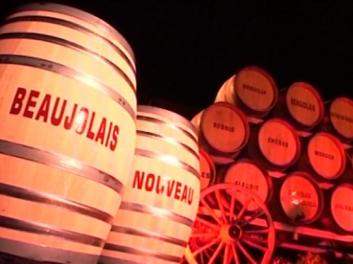 foto Ziua Noului Beaujolais - Paris (Beaujolais Nouveau Day)