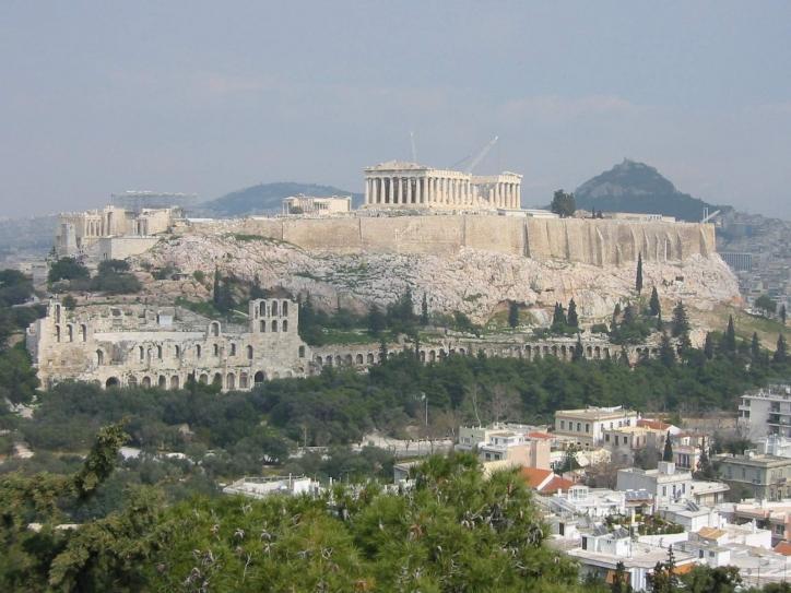 foto Sarbatoarea Adormirii Maicii Domnului in Grecia