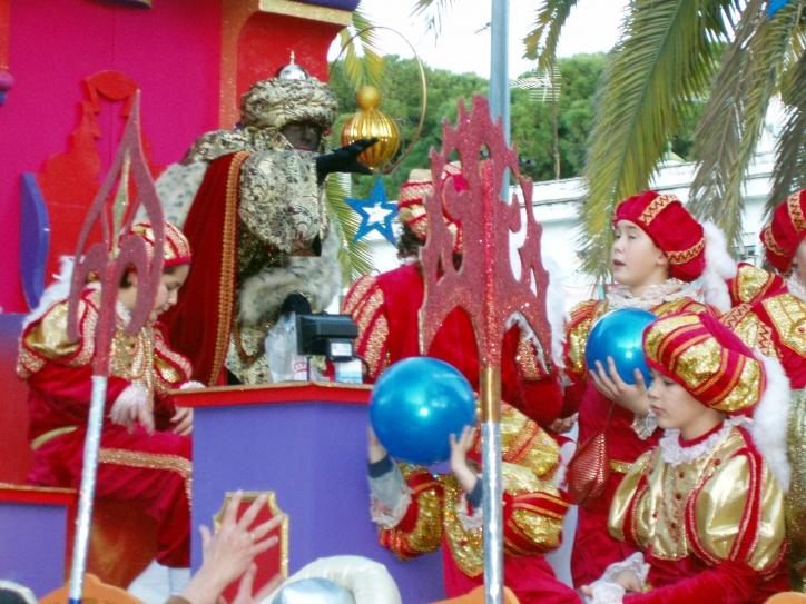 foto Cabalgata de los Reyes Magos - Madrid