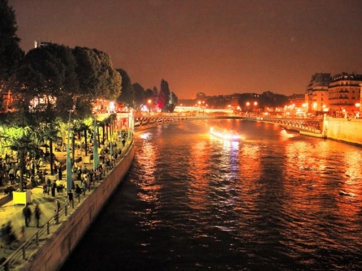 foto Paris Plage