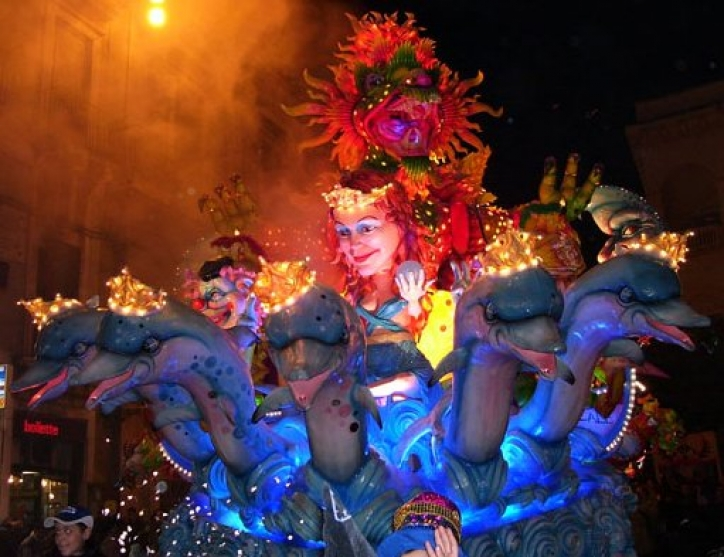 foto Carnavalul din Sicilia - Acireale