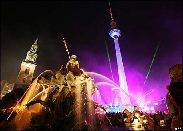foto Festivalul luminilor din Berlin (Festival of Lights - Berlin)