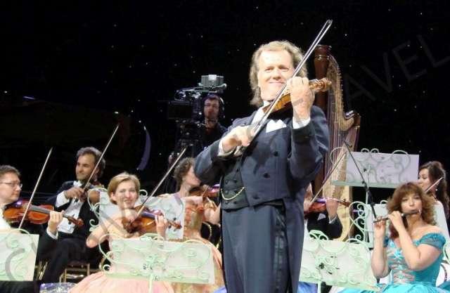 foto Concert Andre Rieu la Istanbul