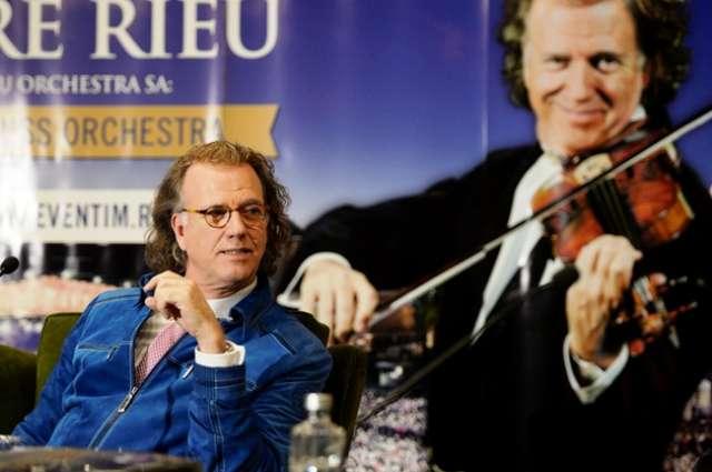 foto Concert Andre Rieu - Bucuresti