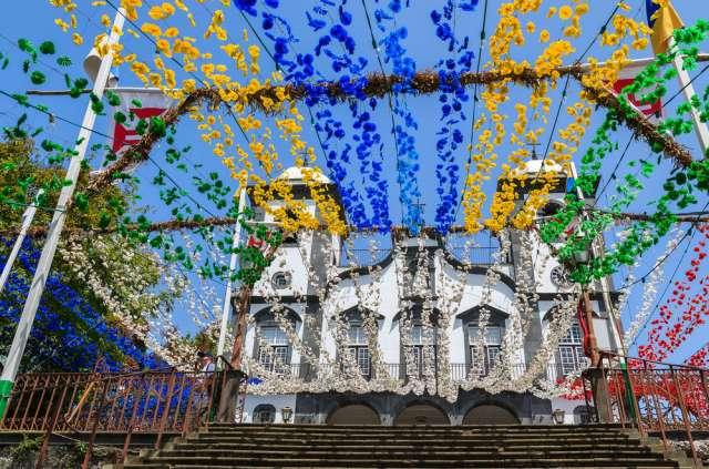 foto Madeira Festivalul Florilor 2015 (Madeira Flower Festival)
