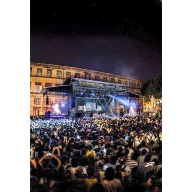 foto  Lucca Summer Festival