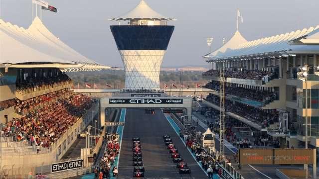 foto Marele Premiu de Formula 1 al Statului Abu Dhabi
