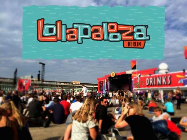 foto Festivalul Lollapalooza la Berlin