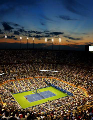foto Turneul de tenis US Open