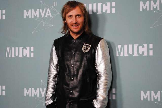 foto Concert David Guetta Viena
