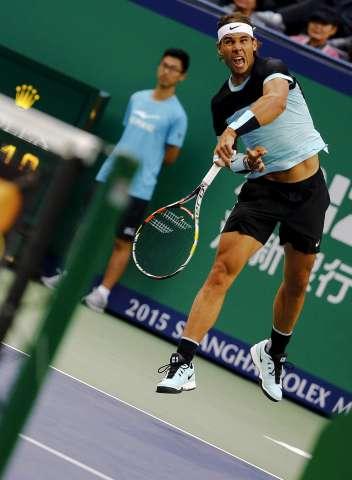 foto Turneul de tenis Shanghai Rolex Masters