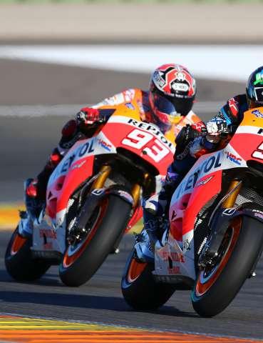 foto Marele Premiu de Moto GP al Austriei