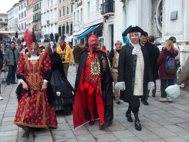 foto Carnavalul de la Venetia