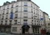 cazare Paris la hotel comfort  montmartre place du tertre
