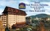 cazare Gura Humorului la hotel best western bucovina