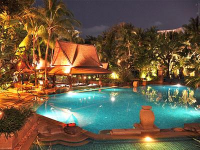 Фотографии отеля Pattaya Marriott Resort & Spa 5* - Туры в Таиланд, отдых в Таиланде от туроператора - PAKS