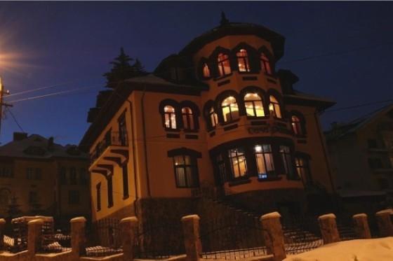 Pensiune Casa Dunarea