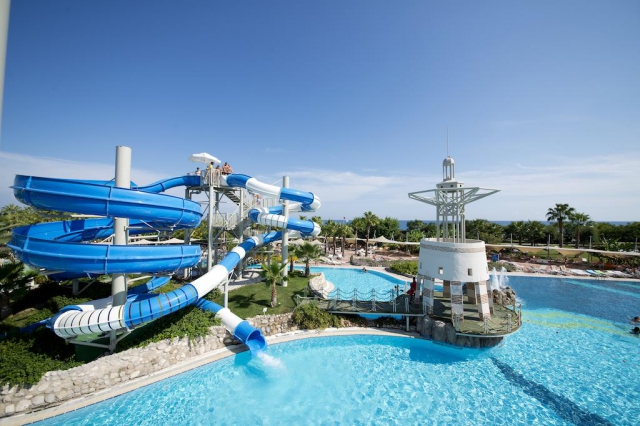 ANTALYA 9 NOPTI Deals - LIMAK LIMRA HOTEL & RESORT 5***** Ultra All Inclusive LAST MINUTE! TAXE INCLUSE!