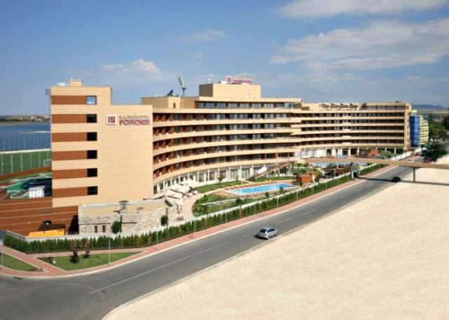 Grand Hotel Pomorie Balneo & Spa описание отеля.