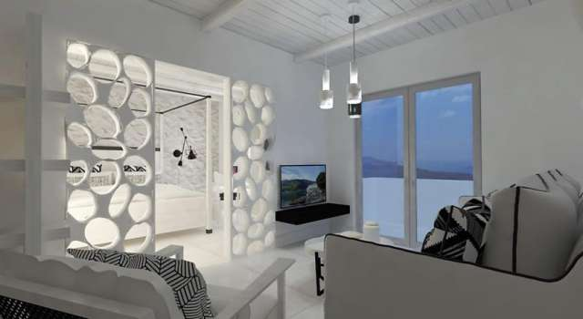 SUPER OFERTA GRECIA INSULA SANTORINI HOTEL MEDITERRANEAN WHITE PLECAREA 03 SEPTEMBRIE CHARTER TAROM