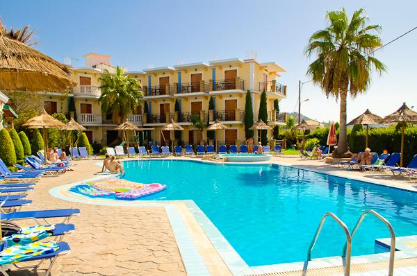 Hotel Plaza Pallas Zakynthos Sejur Avion