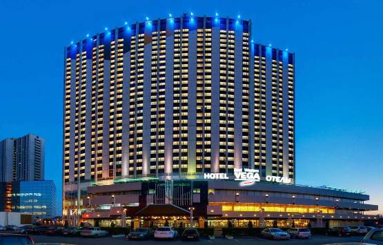 Best Western Vega & Convention Center