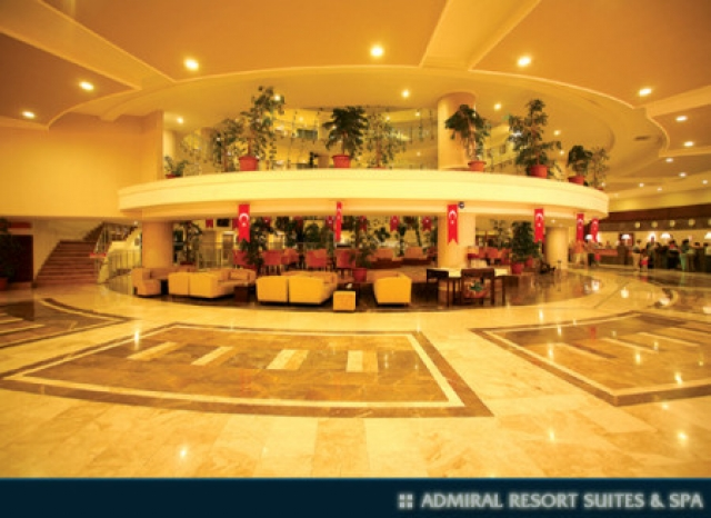 ANTALYA Deals - CRYSTAL ADMIRAL RESORT SUITES & SPA 5* ULTRA ALL INCLUSIVE! Charter din Bucuresti, Toate Taxele Incluse!