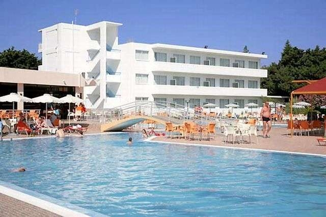 Hotel Evi Rodos Grecia Sejur Avion