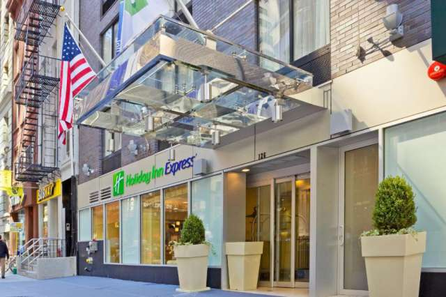 Holiday Inn Express New York City Wall Street