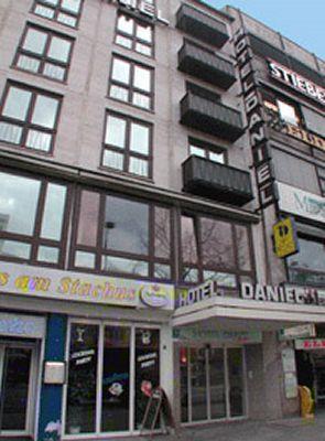 Hotel Daniel Munchen Stachus