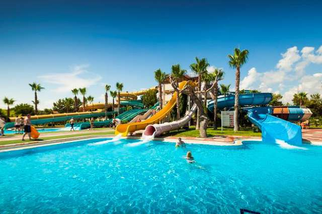 ANTALYA Deals - CLUB HOTEL TURAN PRINCE WORLD 5***** ALL INCLUSIVE! Charter din Bucuresti TAXE INCLUSE!