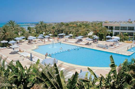 Sejur iulie Egipt - HURGHADA: 7 nopti cazare cu all inclusive + bilet avion Bucuresti + taxe aeroport + transfer = de la 497 euro/pers