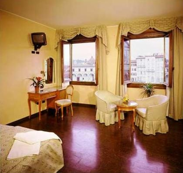 Hotel Bonciani Florence Booking