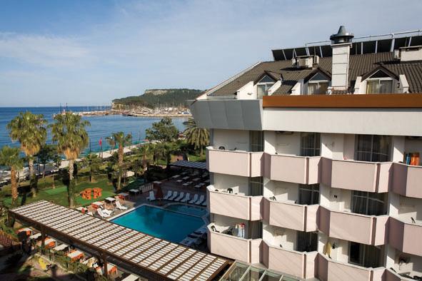 Hotel Fame Residence Kemer Turcia Sejur Avion Timisoara