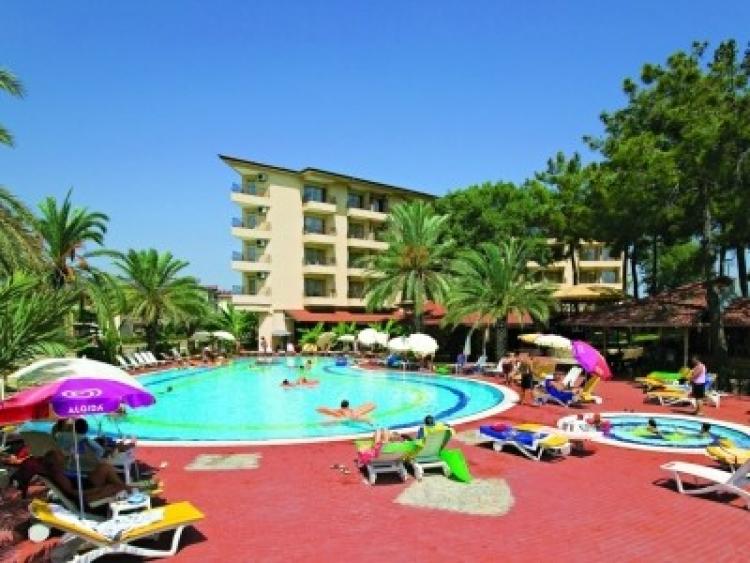 Отель Palm D or Hotel 4*, Сиде, Турция - цены на