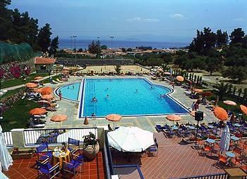 Sejur individuali early booking 2018 Halkidiki Hotel Atrium Pefkohori